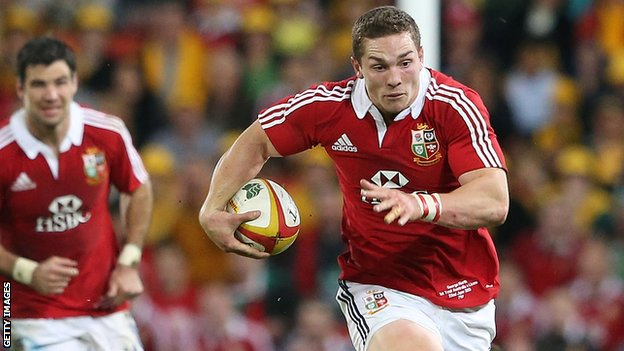 Wales internationals Mike Phillips and George North