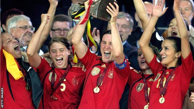 Germany win Euro 2009