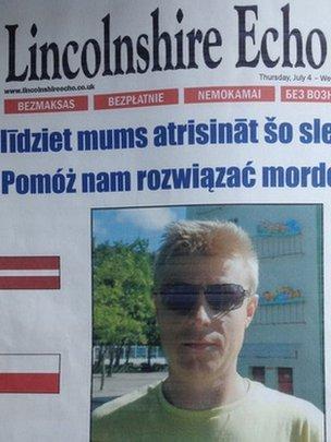 Lincolnshire Echo special edition