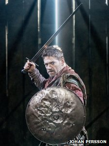 Kenneth Branagh in Macbeth
