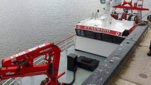 MV Starward