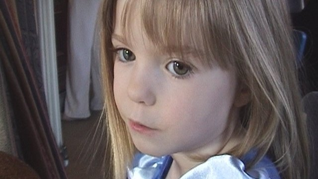 This March 2007 photo released by the McCann family Friday May 4, 2007 shows three-year-old British girl Madeleine McCann