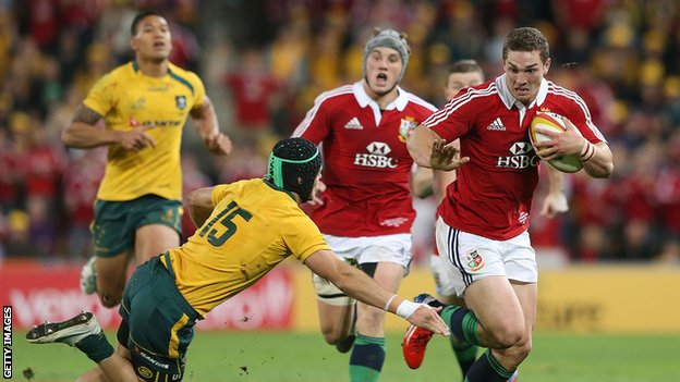 George North