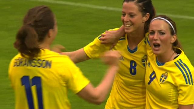 Sweden 4-1 England