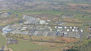 Rotherwas Business Park