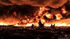 Smethwick recycling factory fire