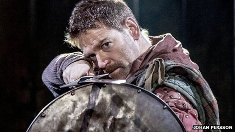 Sir Kenneth Branagh in Macbeth
