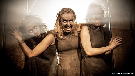 The Weird Sisters in Macbeth