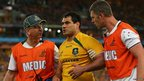Australia v British and Irish Lions third Test George Smith