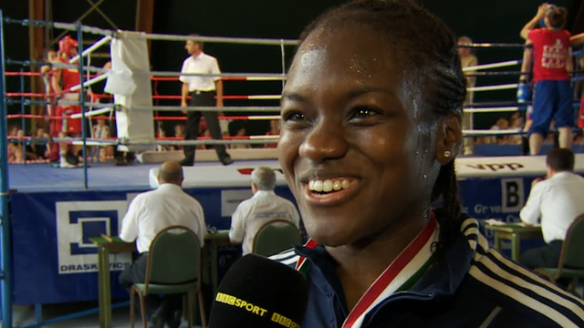 Nicola Adams won flyweight gold