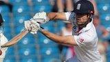 England batsman Alistair Cook