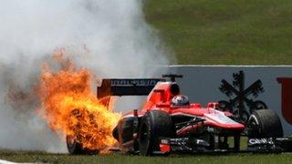 German GP Jules Bianchi