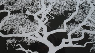 Emma Ryan's paper cuts