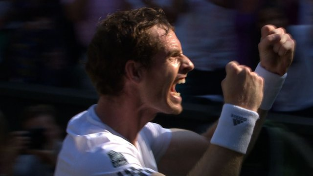 Andy Murray wins Wimbledon, ends 77-year British drought