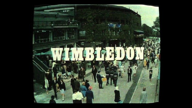 Wimbledon - two weeks of vintage television