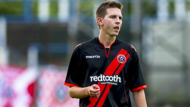New Ross County signing Steven Saunders