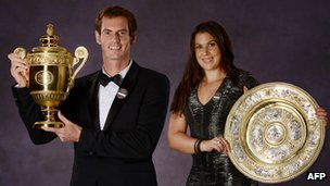 Andy Murray, Mario Bartoli