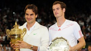With Federer already 32, Murray has a chance to dominate tennis for the next few years