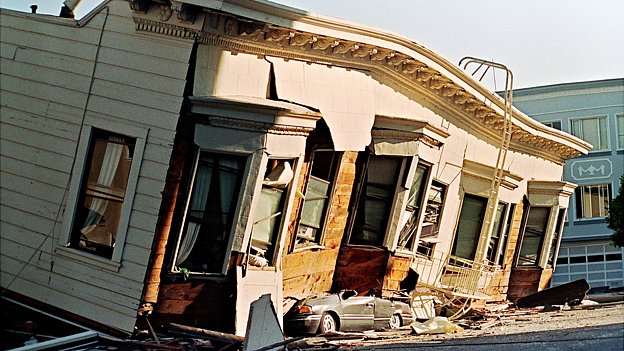 Effects of the 1989 San Francisco earthquake