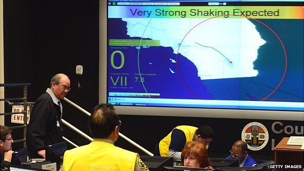 California Integrated Seismic Network's Earthquake early warning demonstration system