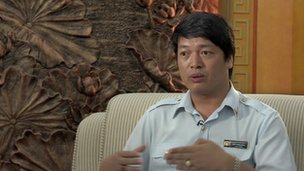 Ngo Manh Hung, deputy director-general of Vietnam's Anti-Corruption Bureau