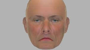 E-fit of man wanted over distraction burglary