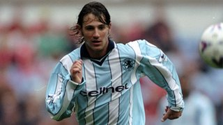 Craig Harrison, in his Middlesbrough days