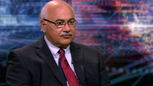 Former head of Pakistan's National Counter Terrorism Authority, Khawaja Khalid Farooq