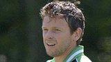 Ed Joyce scored 96 runs for Ireland against the Netherlands