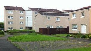 Housing association homes