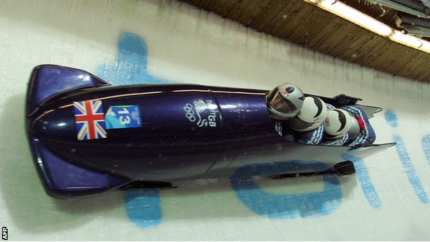 Team GB Bobsleigh