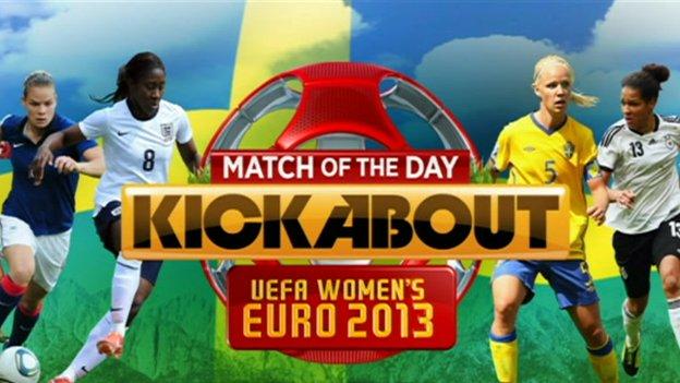 MOTD Kickabout Euro special logo
