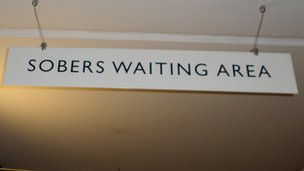 Sobers Waiting Area