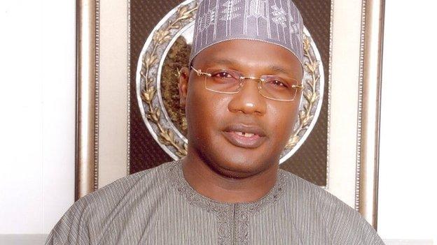 Owner of Nigerian side Bubayaro, Shuaibu-Gara Ahmed Gombe