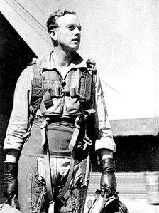 Flight Lieutenant John Murphy