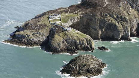 Fog House on Anglesey