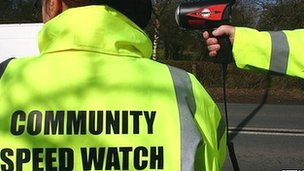 Community Safety volunteer