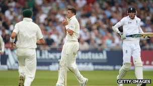 James Pattinson & Stuart Broad