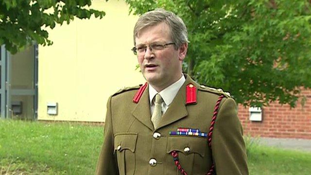 Colonel Charles Barnett