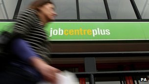 Jobcentre Plus photo
