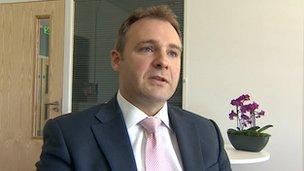 Andrew Abbott, NHS Kernow