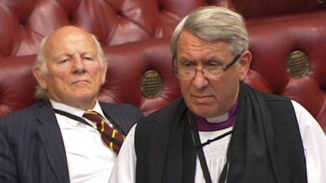 The Bishop of Leicester