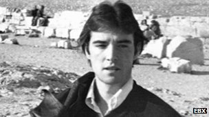 Eike Batista pictured in the early 1970s
