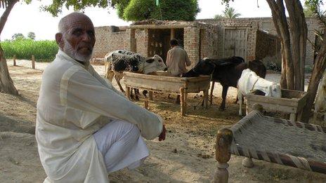 Wali Deen, uncle of Mohammad Farman Ali and Mohammad Arif Ali