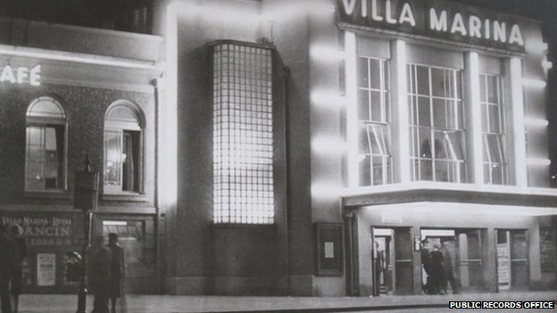 The Villa Marina