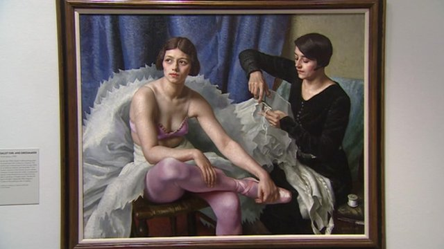 Dame Laura Knight exhibition