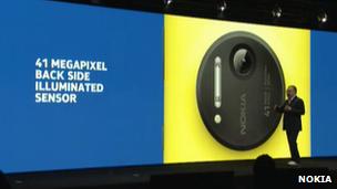 Lumia 1020 press conference