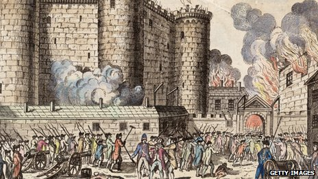 Truth behind France's Bastille Day