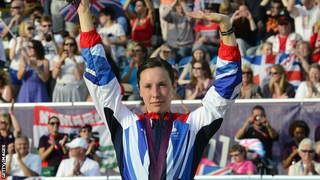 Olympic silver medallist Samantha Murray is part of the relay team who claimed gold in European Championships