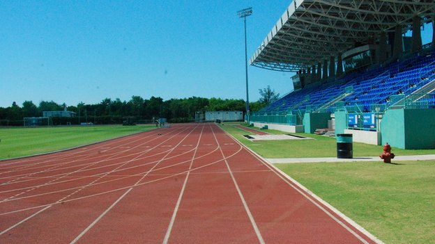 Bermuda 2013 Island Games